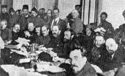 Meeting du parti bolchevik