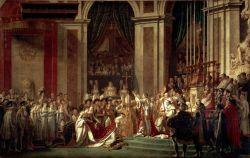 Le sacre de Napoléon, David