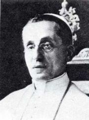 Benoît XV (1854-1922)