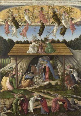 La nativité mystique, Botticelli