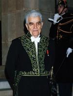 René Girard de l'Académie française occupe le fauteuil 37 depuis 2005