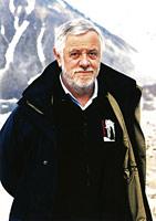 Yves Coppens, membre de l'Académie des sciences.