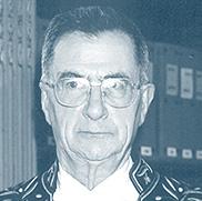 Emmanuel Poulle, membre de l'Académie des inscriptions et belles-lettres