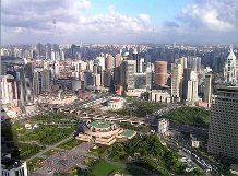 La Chine moderne, Shangaï