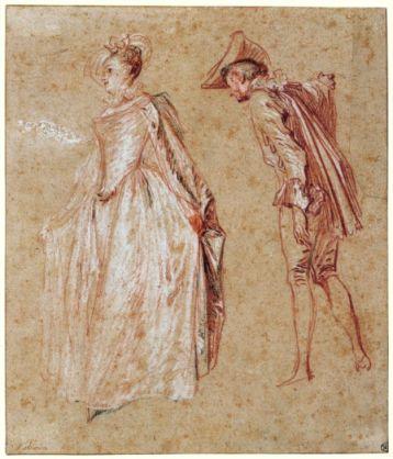 Antoine Watteau (1684-1721).