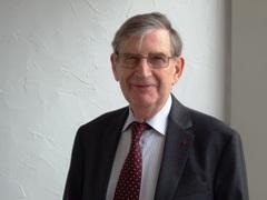 Philippe Contamine, membre de l'Académie des inscriptions et belles-lettres.