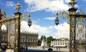 La place Stanislas de Nancy, classée patrimoine mondial.