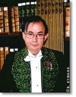 """Jean-Didier Vincent est membre de l'Académie des sciences dans la section """"biologie humaine et sciences médicales""""."""