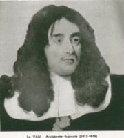 Louis Le Vau (1612-1670)