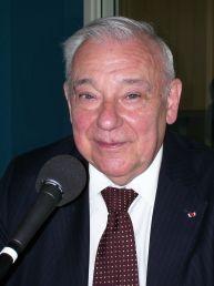 André Damien, membre de l'Académie des sciences morales et politiques