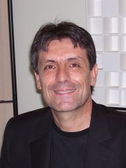 Luc Fabre, délégué général de l'Alliance française de Paris en Mauritanie.