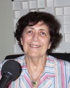 Henriette Walter, professeur émérite de linguistique à l'Université de Haute Bretagne (Rennes) et directrice du laboratoire de phonologie à l'école pratique des Hautes Etudes à la Sorbonne.