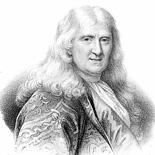 Thomas Corneille (1625-1709), frère de Pierre Corneille, fut élu à l'Académie française en 1684.