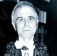Jacques Gernet, membre de l'Académie des inscriptions et belles lettres