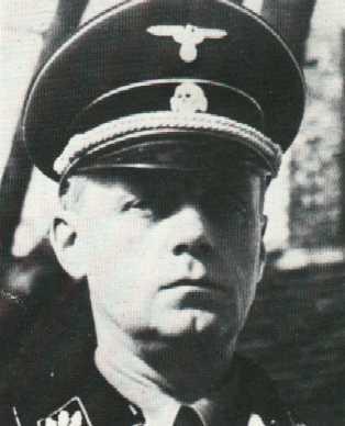 Joachim von Ribbentrop (1893-1946), fut conseiller de Hitler pour les affaires internationales.