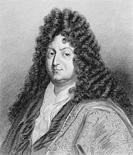 Jean Racine (1639-1699) prononça le discours de réception  de Thomas Corneille à l'Académie française. Il fut reçu pour sa part en janvier 1673.