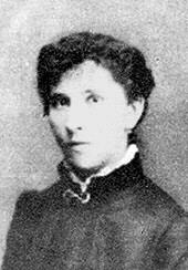 Hubertine Auclert (1848-1914).