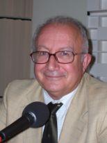 """Jean Audouze, auteur de """"Moi, Benjamin Franklin""""."""