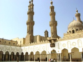 La Mosquée Al-Azhar du Caire