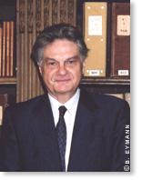 Gérard Orth est virologiste, membre de l'Académie des sciences.