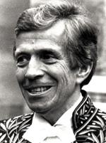 Jean-Denis Bredin,  élu à l'Académie française, le 15 juin 1989.