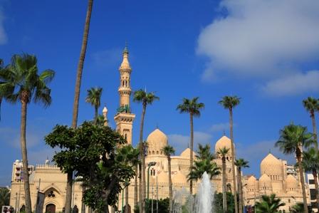 Mosquée Abu al Abbas, Alexandrie