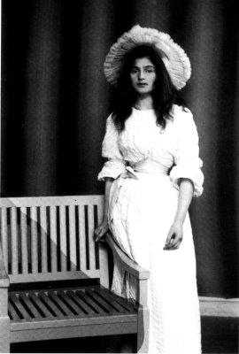 Portrait de Julie Manet.