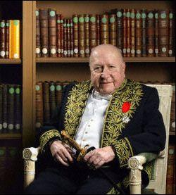 Jean-François Revel de l'Académie française (1924-2006).