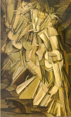 Marcel Duchamp, Nu descendant un escalier n°2.