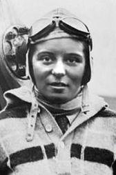 Elly Beinhorn (née en 1907).