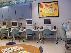 L'internet à l'hôpital pour les enfants hospitalisés