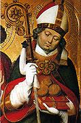 Saint Nicolas est lié à la légende de l'évêque de Myra en Lycie (Turquie d'aujourd'hui).