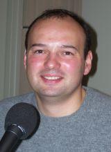 Frédéric Soulu, administrateur délégué du château d'Abbadia depuis 1999.