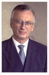 François Guinot, président de l'Académie des technologies.