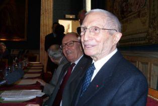 Georges David,  professeur de biologie de la reproduction, membre de l'Académie nationale de médecine.