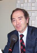 """Axel Maugey, professeur des universités, auteur des """"Elites argentines en France""""."""