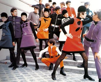 Space Collection- automne \/ hiver 1967-68.