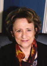 Nicole Le Douarin, embryologiste, secrétaire perpétuel honoraire de l'Académie des sciences, professeur honoraire au Collège de France.