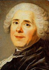 Pierre Carlet de Chamblain de Marivaux (1688-1763) fut élu en 1742 à l'Académie française