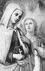 Sainte Françoise Romaine