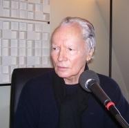 Pierre-Yves Trémois, membre de l'Académie des beaux-arts dans la section gravure