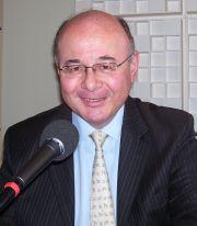 Gérard Gachet, journaliste au Figaro