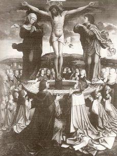La Fontaine de vie, tabelau de l'église de la Miséricorde Oporto