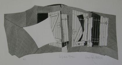 Louis-René Berge, La grande maison