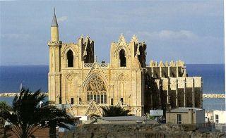 cathédrale Saint Nicolas, Famagouste