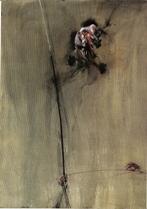 """Huile sur toile, """"Tête"""", 2000"""