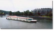 Le projet bateau Tremplin poursuit la logique d'accueil du Fleuron, en accompagnant les personnes marginalisées pour une réinsertion durable.