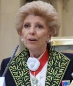 Secrétaire Perpétuel de l'Académie française, Hélène Carrère d'Encausse