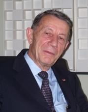 Amiral Jacques Lanxade, président de l'Académie de Marine