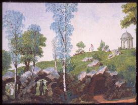 Transparent de Carmontelle (grottes)